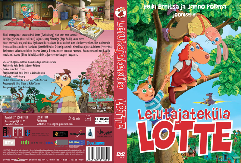 Lotte from Gadgetville Lotte from Gadgetville Home